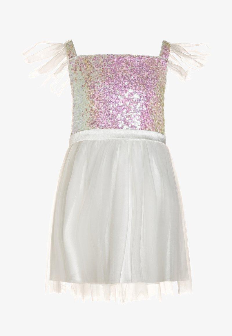 Chi Chi Girls - PENNIE DRESS - Cocktailjurk - white