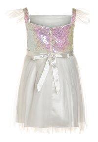 Chi Chi Girls - PENNIE DRESS - Sukienka koktajlowa - white - 1