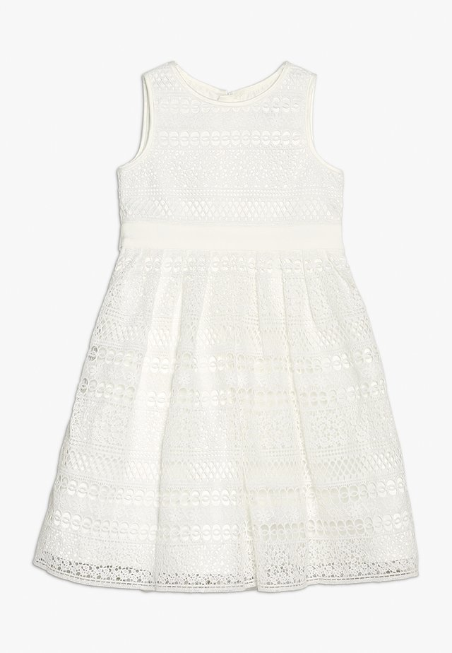 DOTTIE DRESS - Robe de soirée - white