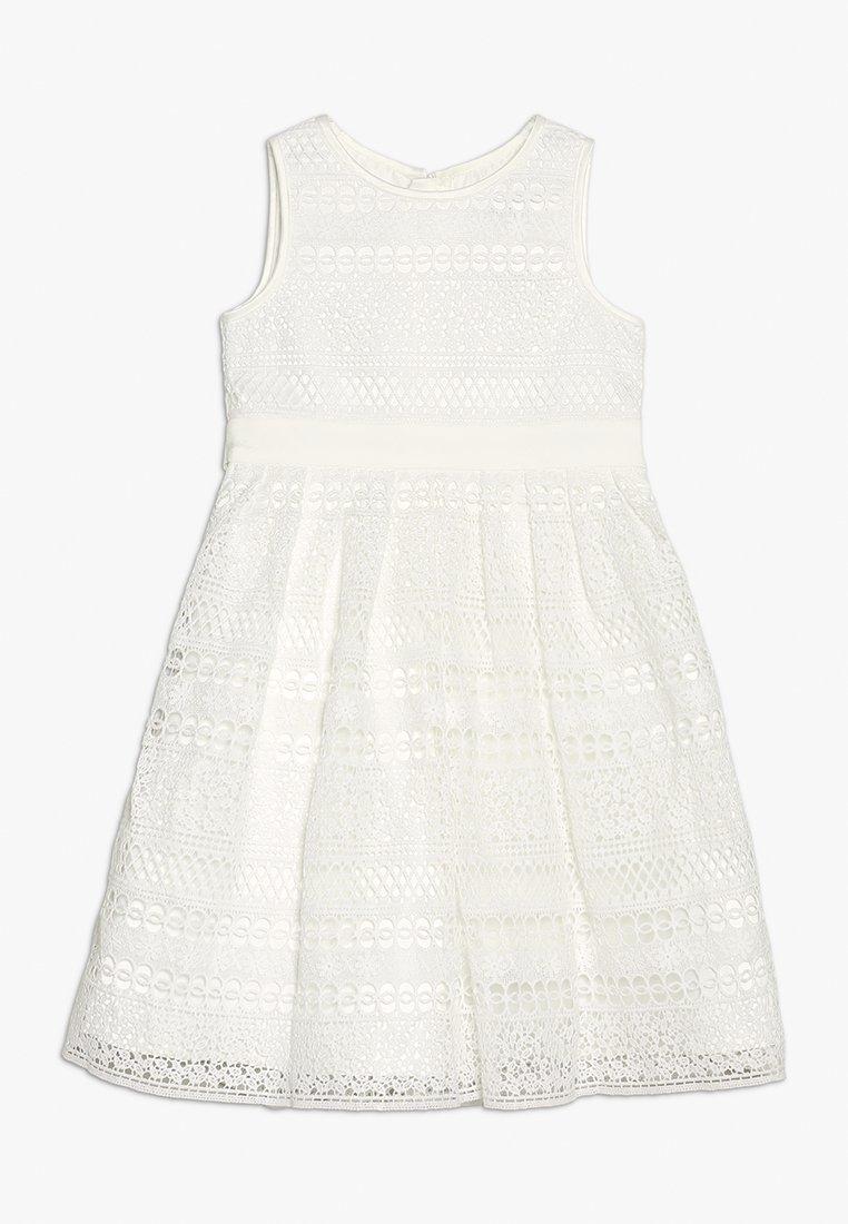 Chi Chi Girls - DOTTIE DRESS - Cocktailjurk - white