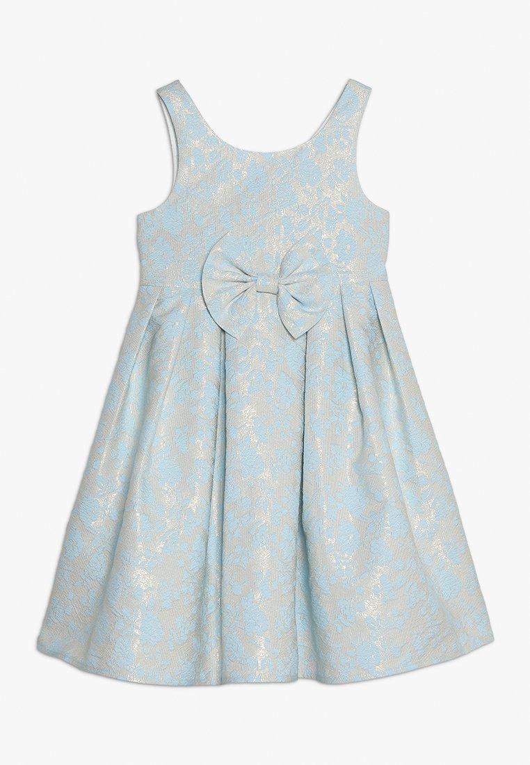 Chi Chi Girls - BELLINA DRESS - Robe de soirée - beige/blue