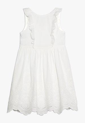 OHANNA DRESS - Koktejlové šaty/ šaty na párty - white
