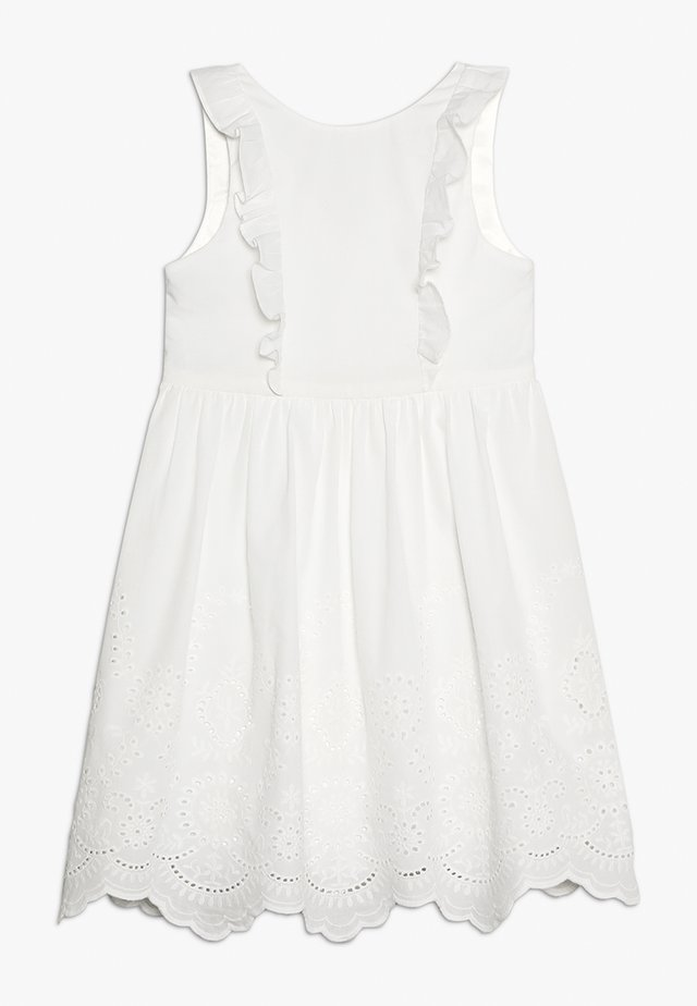 OHANNA DRESS - Cocktailjurk - white