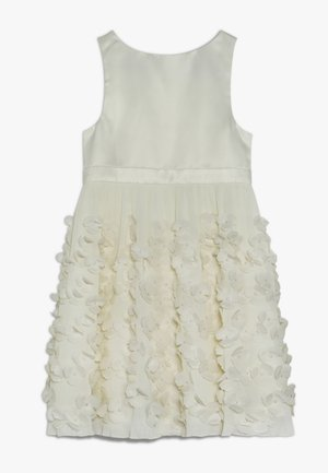 LESSIE DRESS - Sukienka koktajlowa - cream