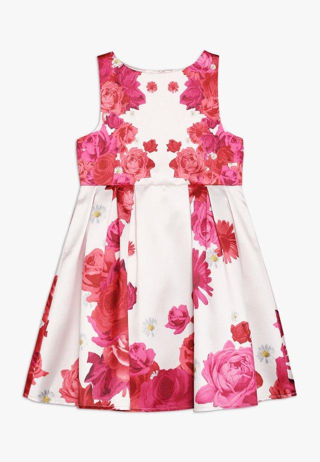 LUNA DRESS - Cocktailklänning - pink