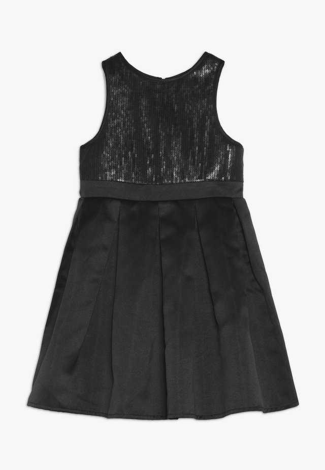 CHI CHI GIRLS JOSIE DRESS - Juhlamekko - black