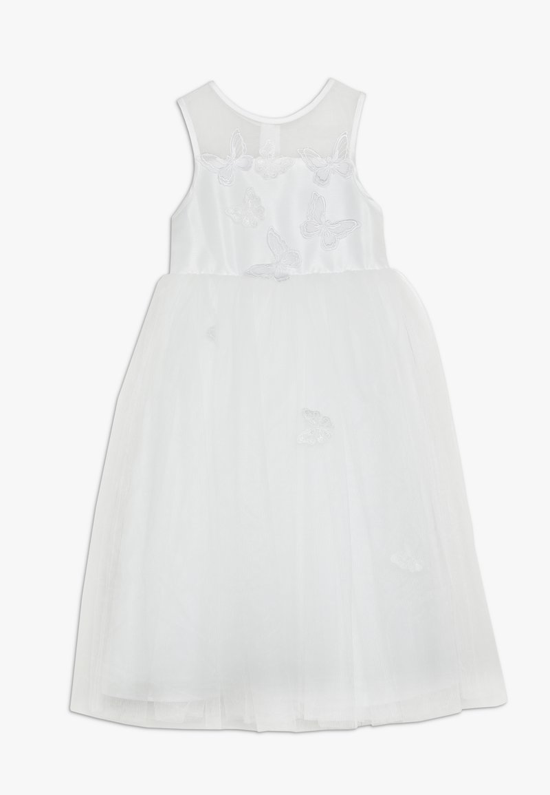Chi Chi Girls - AVERIE DRESS - Cocktailkleid/festliches Kleid - white