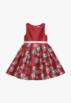CHARLIE DRESS - Cocktailklänning - red