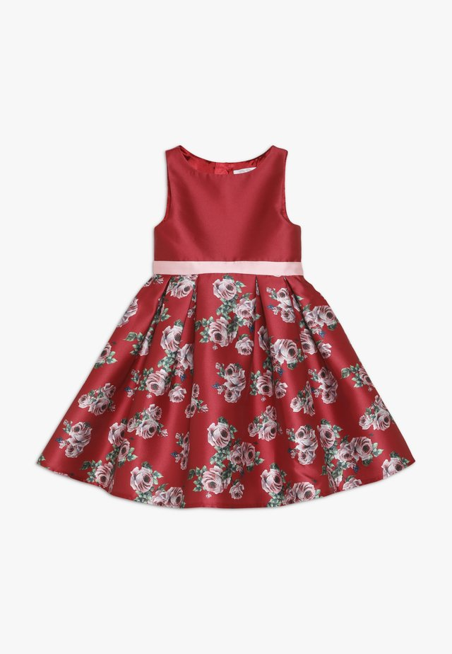 CHARLIE DRESS - Cocktail dress / Party dress - red