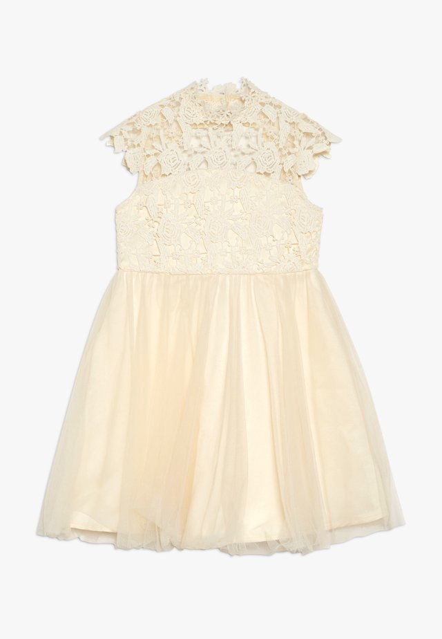 AUDRA DRESS - Cocktailjurk - cream