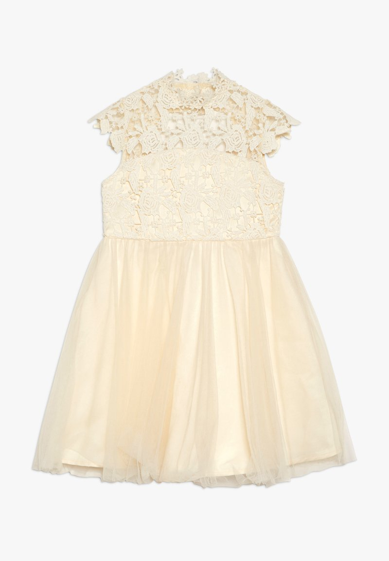 Chi Chi Girls - AUDRA DRESS - Cocktailkjoler / festkjoler - cream