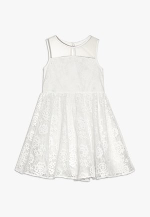 HATTIE DRESS - Cocktailjurk - white