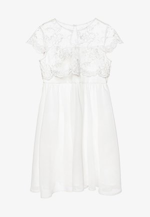 LONDON TASHY DRESS - Sukienka koktajlowa - white