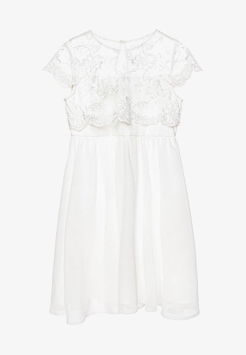 Chi Chi Girls - LONDON TASHY DRESS - Cocktailjurk - white