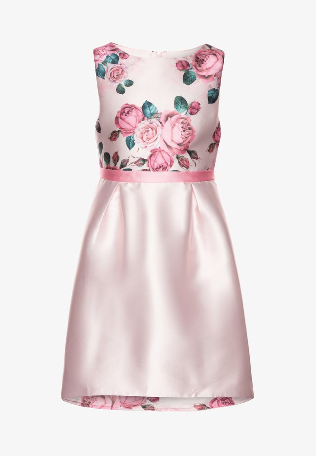 GIRLS LOTTE DRESS - Juhlamekko - pink