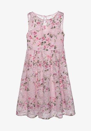 LONDON CLOVER DRESS - Koktejlové šaty/ šaty na párty - pink
