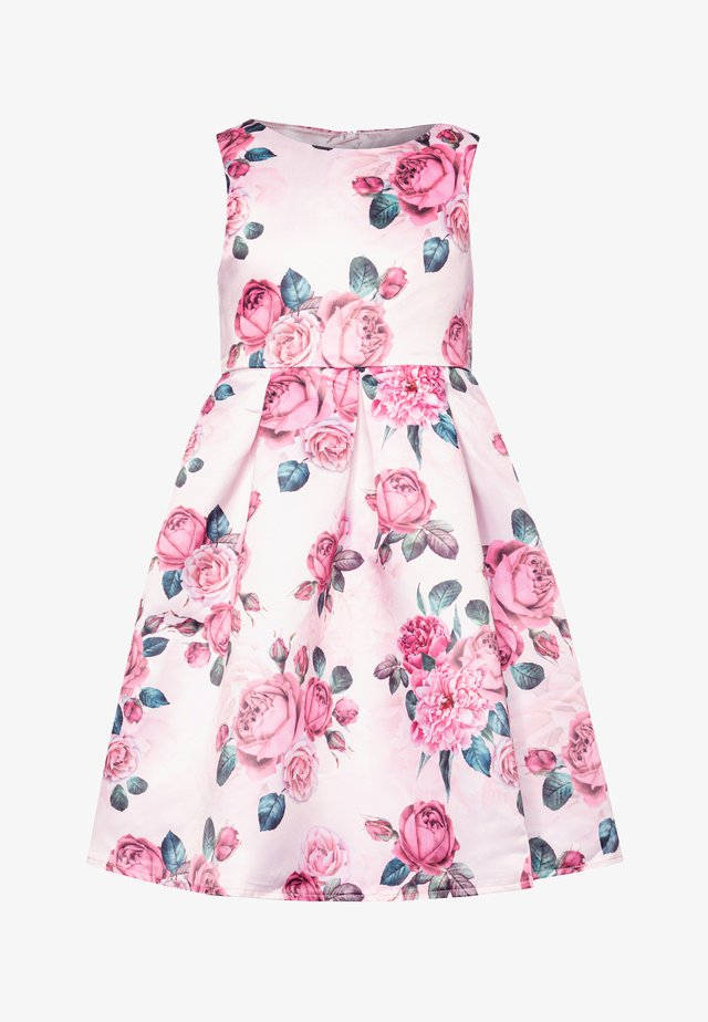 LONDON ABIGAIL DRESS - Robe de soirée - pink