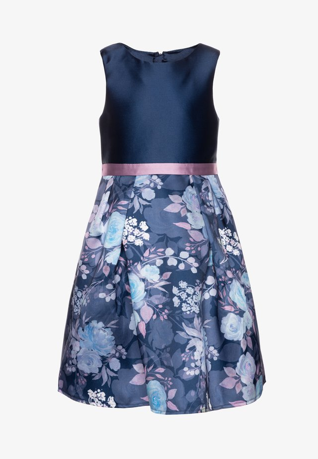 GIRLS ZARYA DRESS - Cocktailjurk - navy