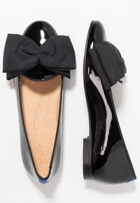 Chatelles - OSCAR OVERSIZE BOW - Loafers - black - 3