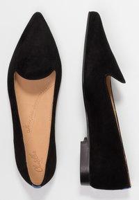 Chatelles - FRANÇOIS POINTY - Slippers - black - 3