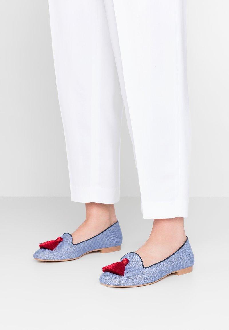 Chatelles - LÉON - Slipper - lavender blue