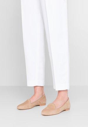 FRANÇOIS - Slippers - beige