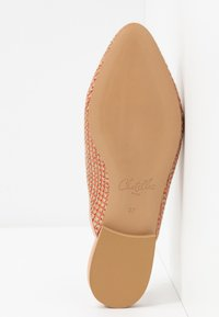 Chatelles - MULES  - Pantofle - coral/rose gold - 6