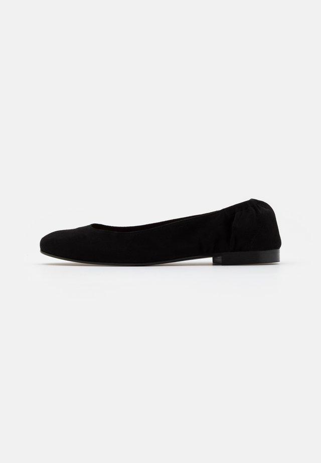 ELASTIC - Ballerina - black