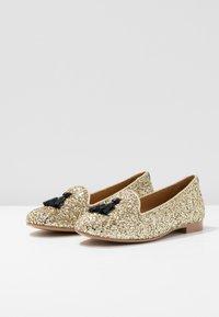 Chatelles - SEVIL - Mocassins - light gold glitters - 4