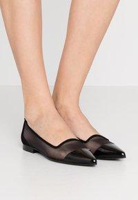 Chatelles - Nazouvací boty - black - 0
