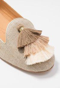 Chatelles - AUGUSTE - Nazouvací boty - beige - 2