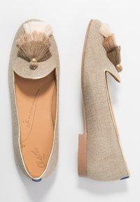 Chatelles - AUGUSTE - Nazouvací boty - beige - 3