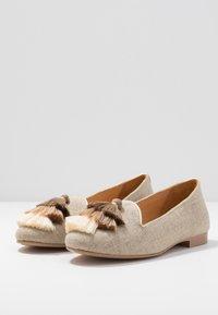 Chatelles - AUGUSTE - Nazouvací boty - beige - 4