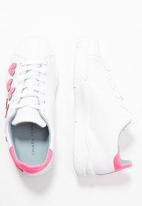 CHIARA FERRAGNI - ROGER - Sneakers - pink fluo - 3