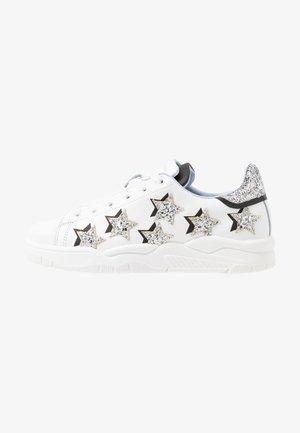 ROGER - Zapatillas - white/silver/black