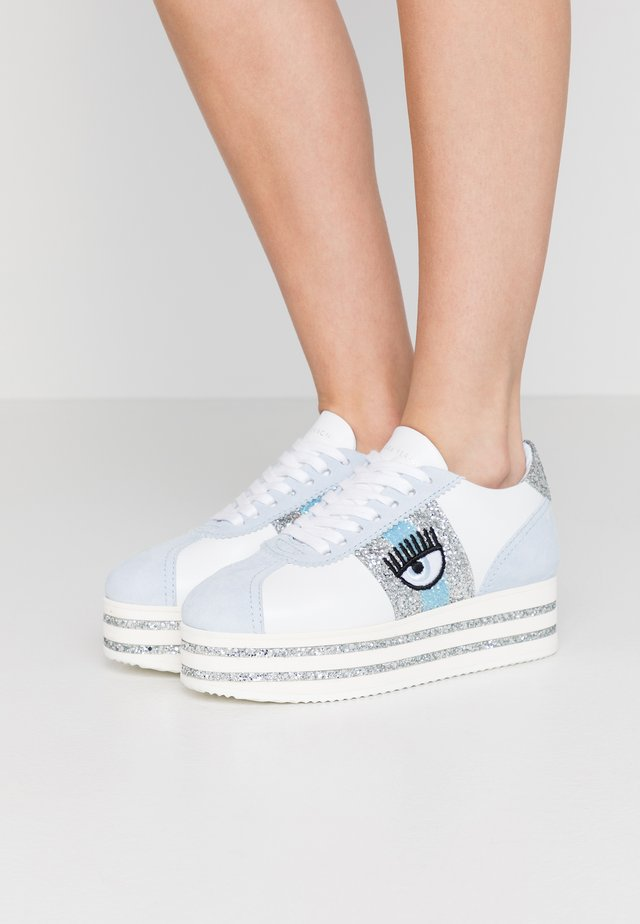 PLAT FORM - Sneaker low - sky