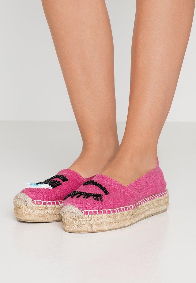 ROW  - Espadrille - pink