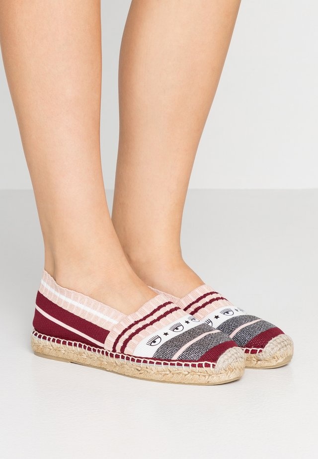 ROW  - Loafers - bordeaux