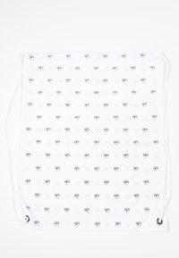CHIARA FERRAGNI - Šněrovací kotníkové boty - white - 7