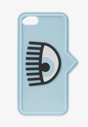 EYELIKE COVER IPHONE - Phone case - blue