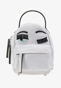 CHIARA FERRAGNI - FLIRTING MINI BACK PACK - Batoh - white - 6