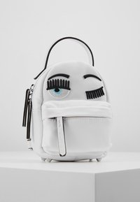 CHIARA FERRAGNI - FLIRTING MINI BACK PACK - Batoh - white - 0