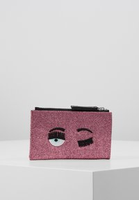 CHIARA FERRAGNI - CARD HOLDER - Geldbörse - pink - 0