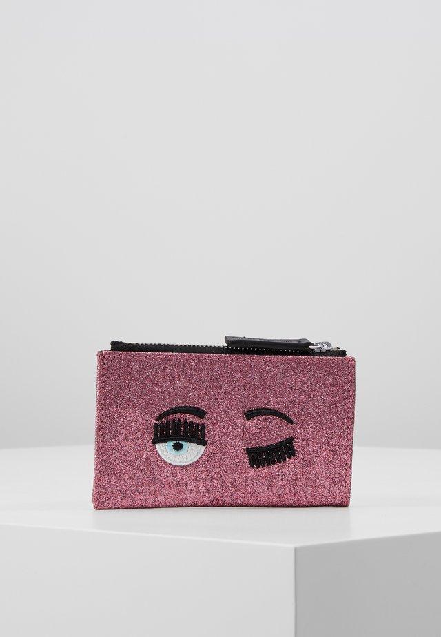 CARD HOLDER - Geldbörse - pink