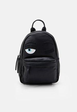 SMALL FLIRTING BACKPACK - Tagesrucksack - black