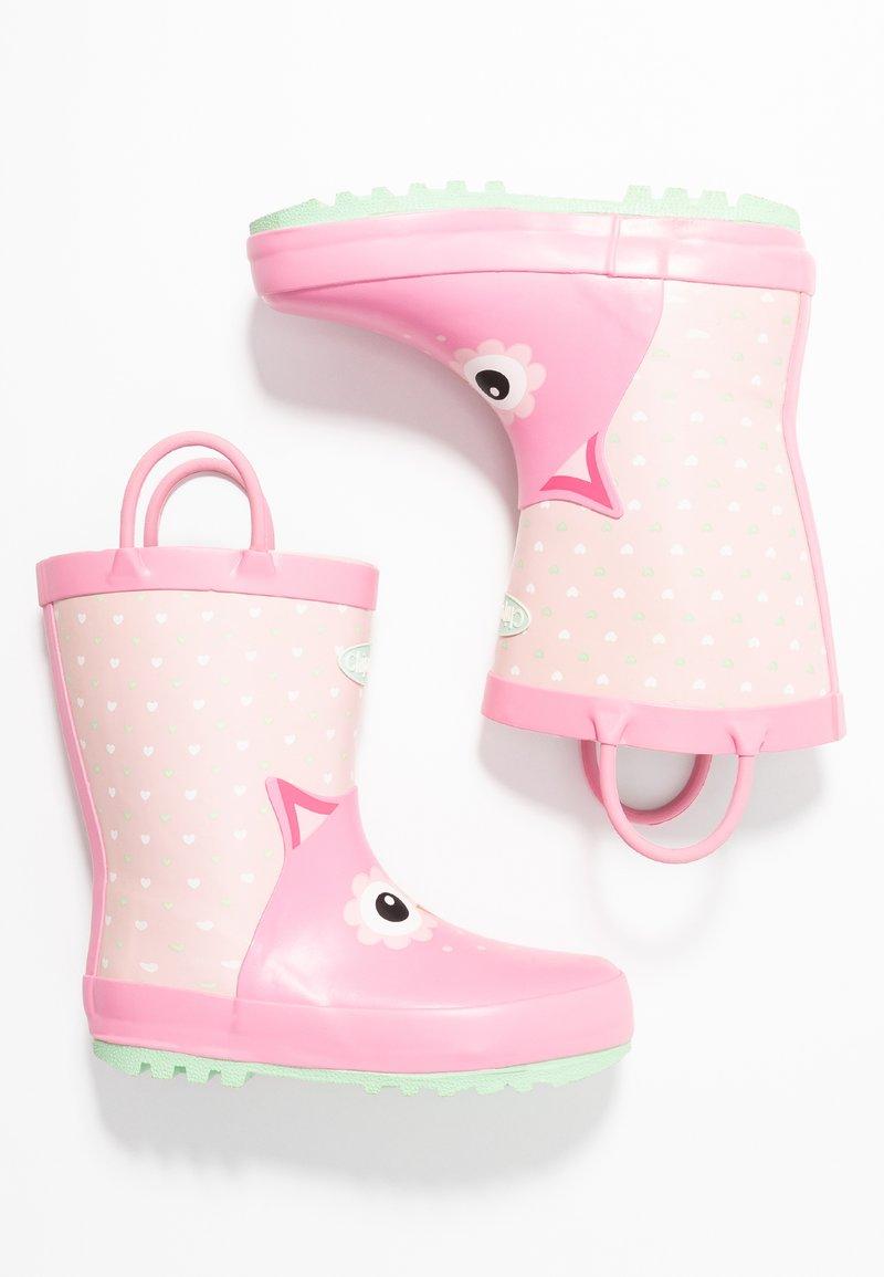 Chipmunks - ADORE - Gummistiefel - pink