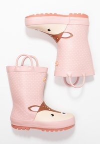 Chipmunks - DILLON - Kumisaappaat - pink - 0