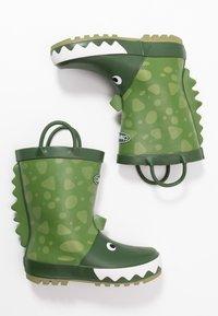 Chipmunks - DARCY - Bottes en caoutchouc - green - 0