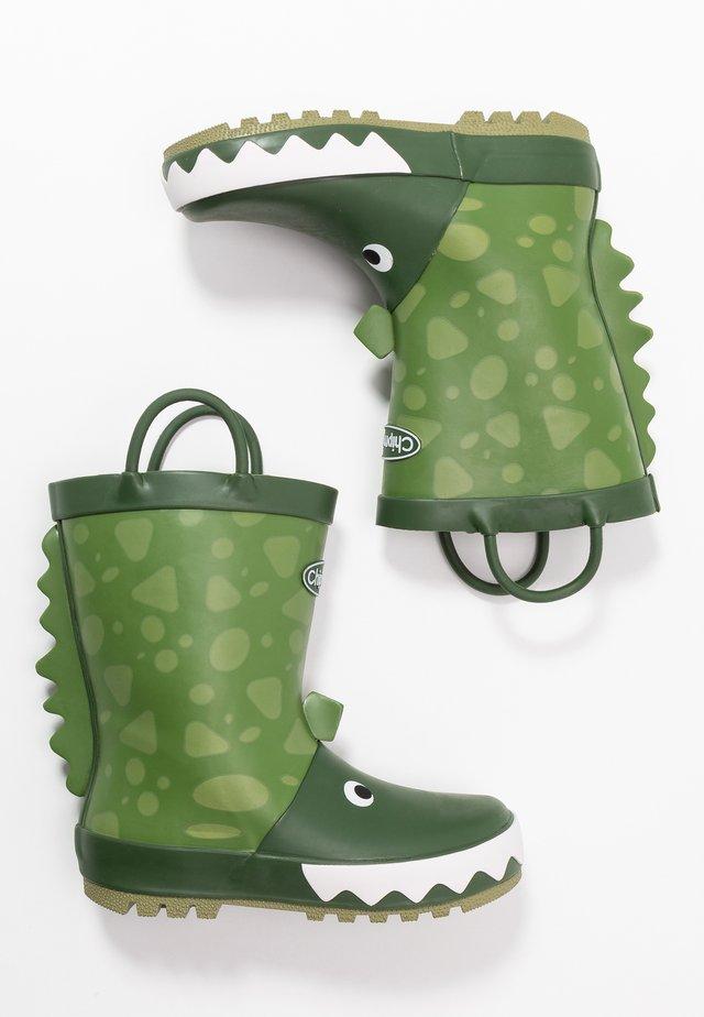 DARCY - Gummistövlar - green