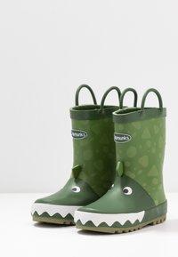 Chipmunks - DARCY - Wellies - green - 3